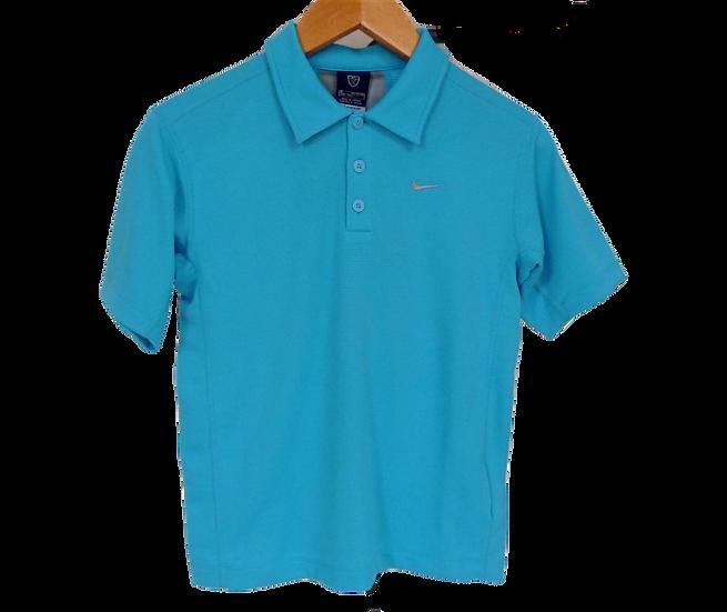 Nike Golf - dětské golfové triko s límečkem