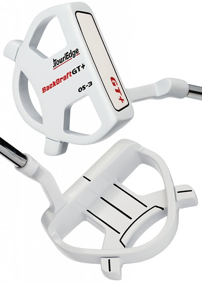 Tour Edge Backdraft GT PLUS putter