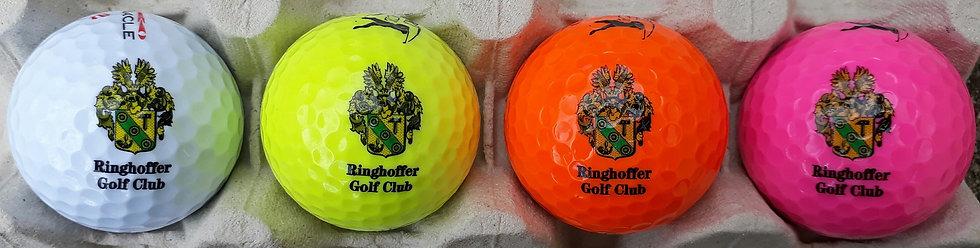 Míče s logem Ringhoffer Club 1 ks