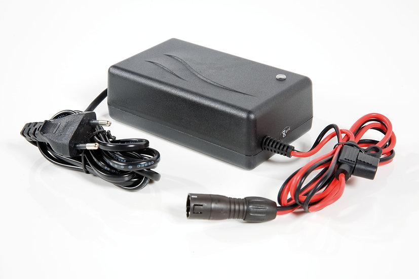JuCad rychlonabíječka na baterii
