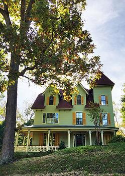 A Historic Home in Mt. Washington