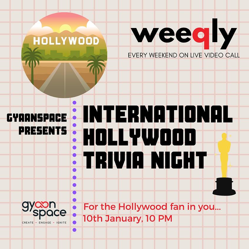 The International Hollywood Trivia Night