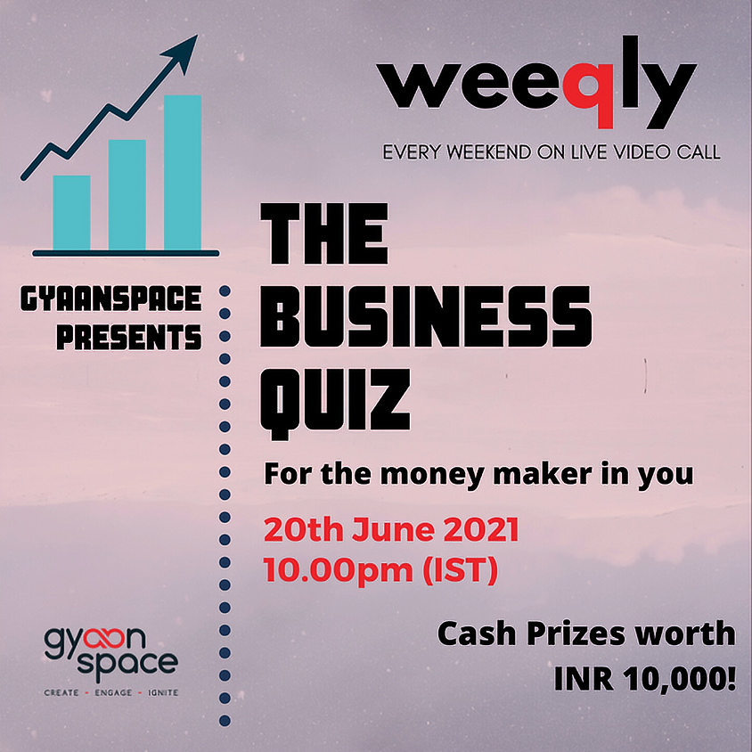 Business Quiz Weeqly
