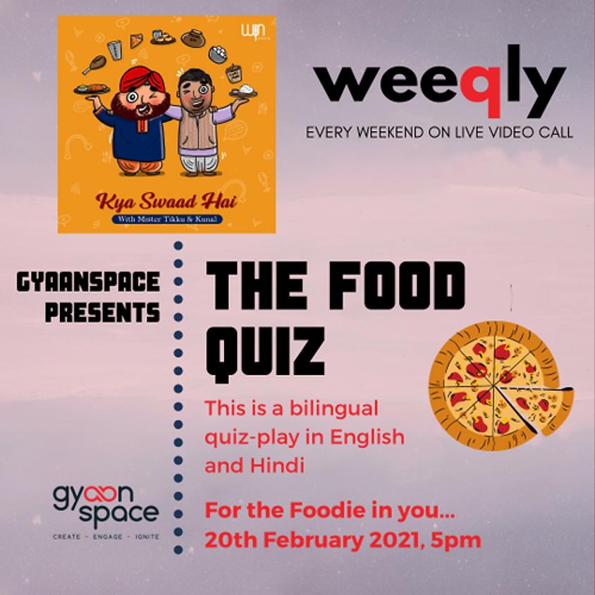 The Food Quiz