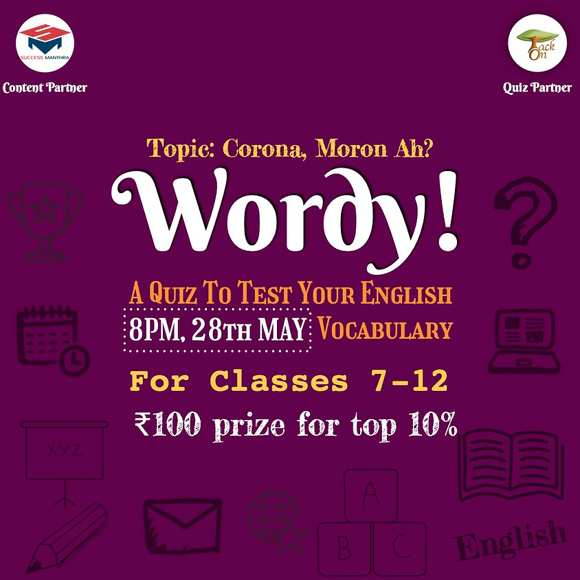 Wordy - A Test To Your English Vocabulary