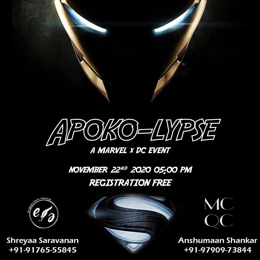 Apoko-lypse: A Marvel x DC Event