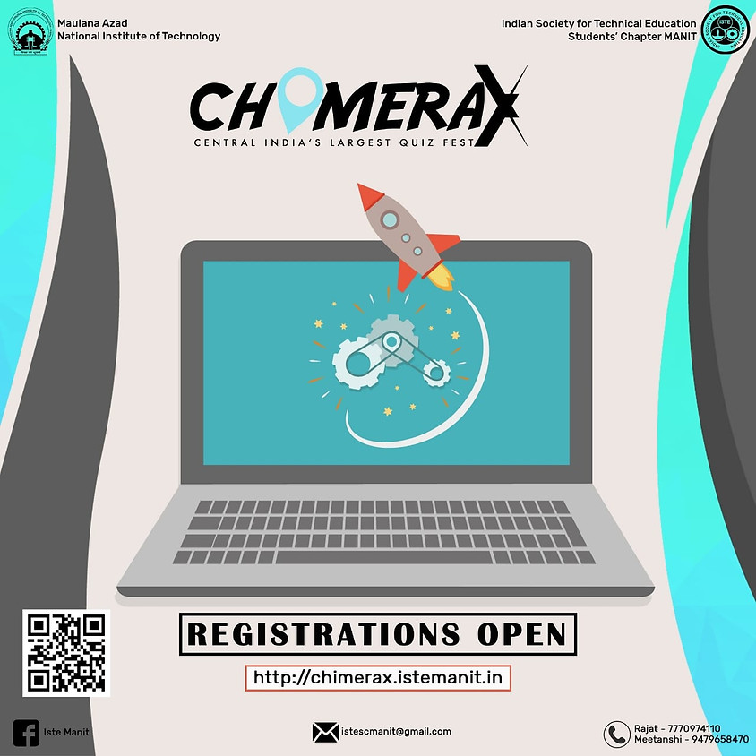 Chimera-X: The multi-city quizzing event