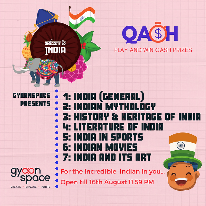 India Qash Series