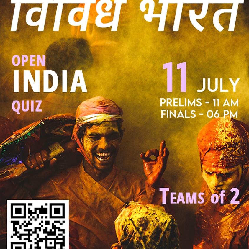 Vivdh Bharat - India Quiz