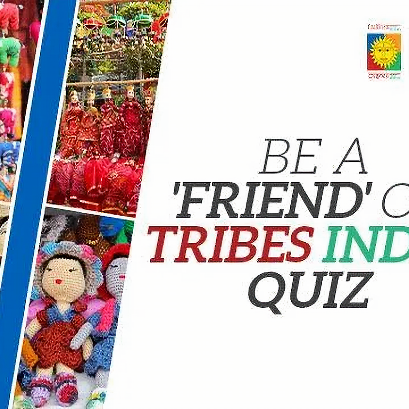 Be a 'Friend' of TRIBES INDIA
