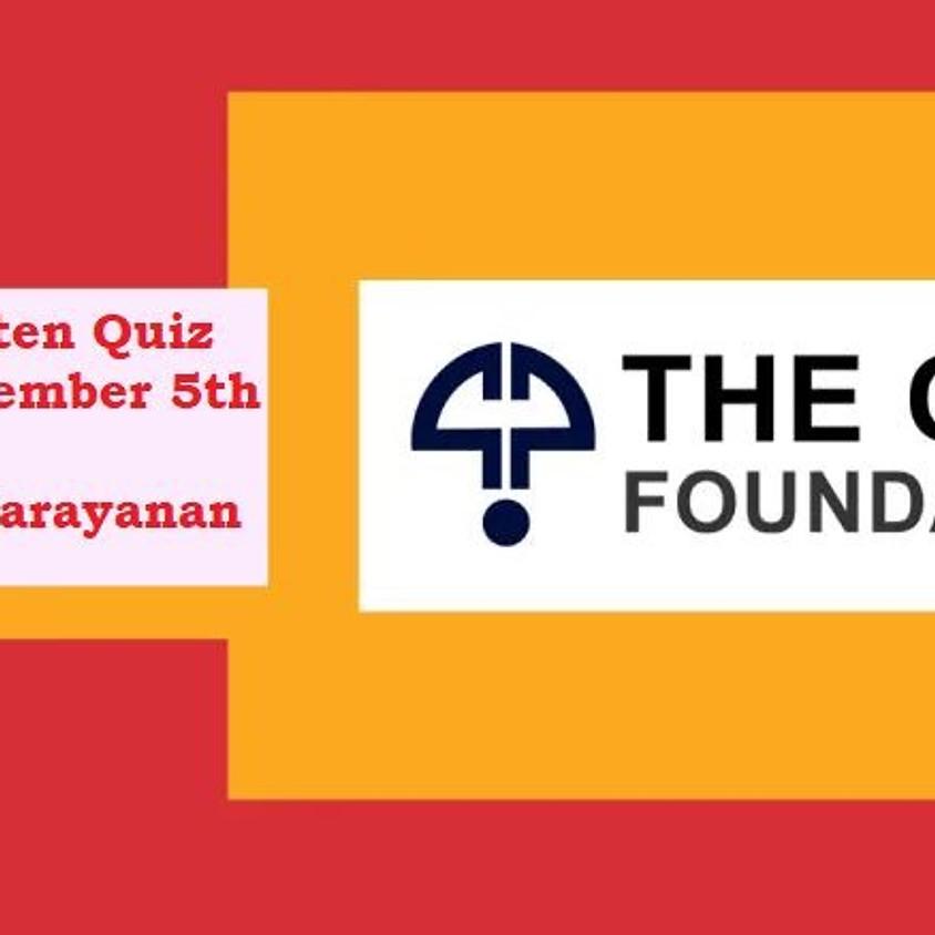 QF1 Solo Written Quiz