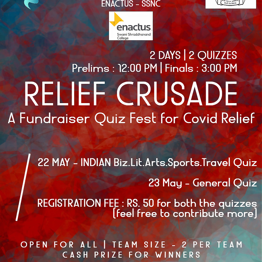 Relief Crusade