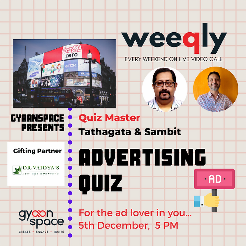 Weeqly - Advertising Quiz