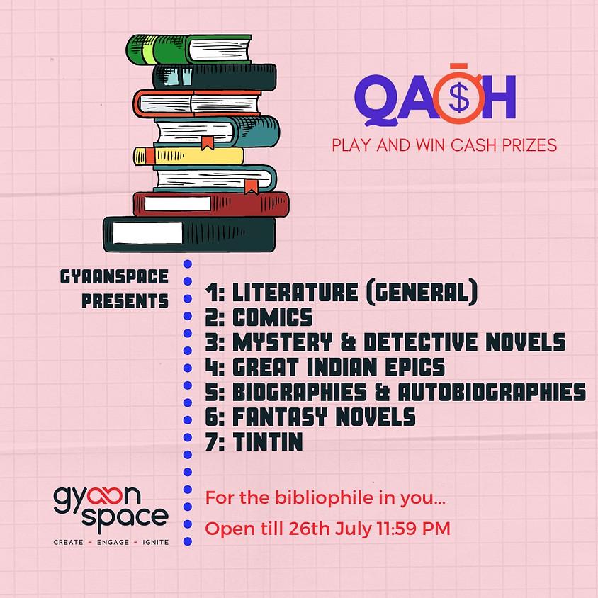 Literature Week Of Quash By Gyaanspace