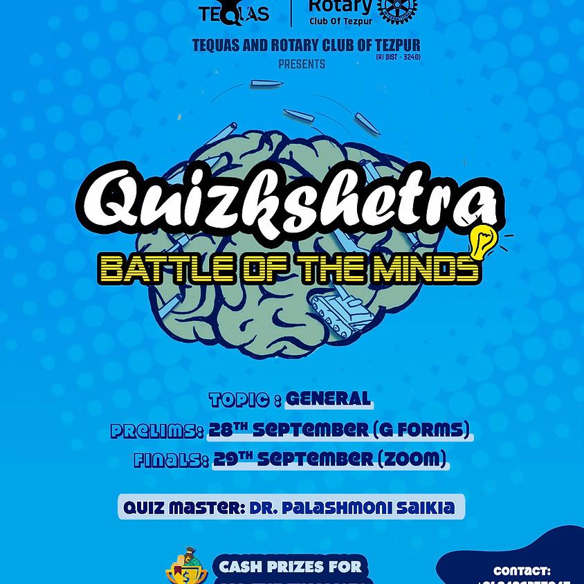 Quizkshetra - Battle of the Minds