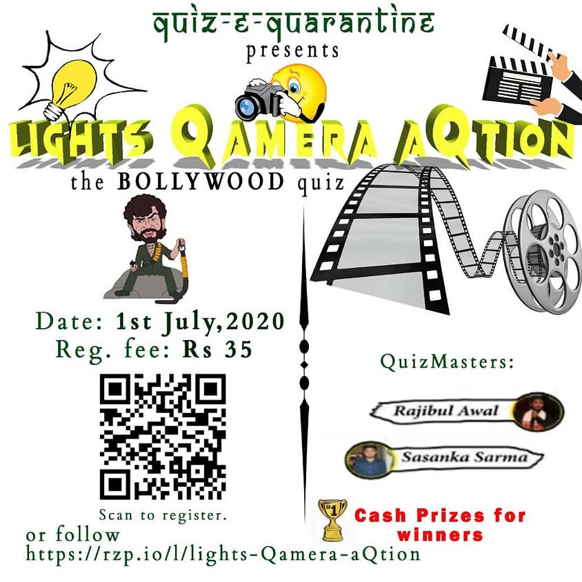 Lights Qamera aQtion...the Bollywood Quiz