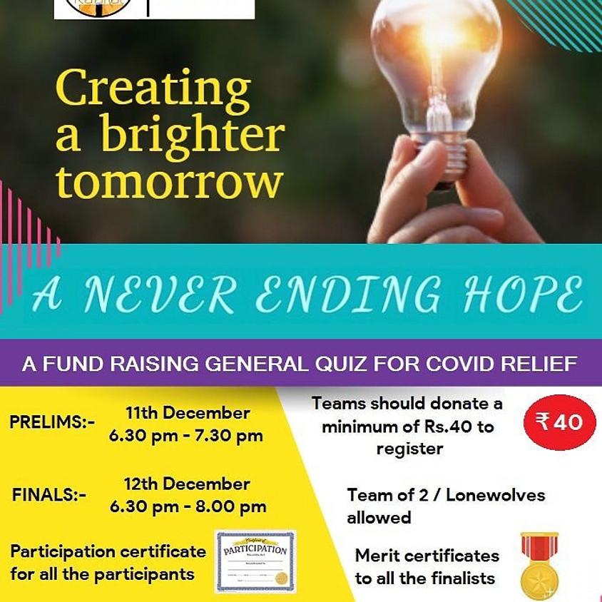 A Never Ending Hope - Fundraiser General Quiz