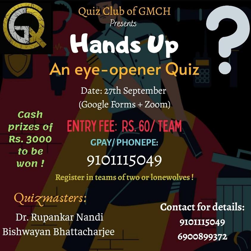 Hands-Up- An eye-opener Quiz