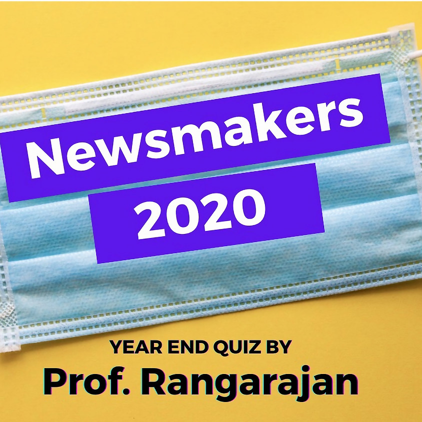 Newsmakers 2020