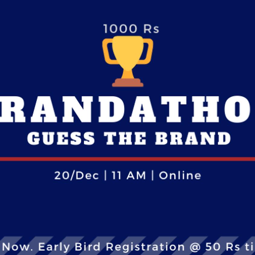 Brandathon by Startup Sabha - Winter Addition 2020