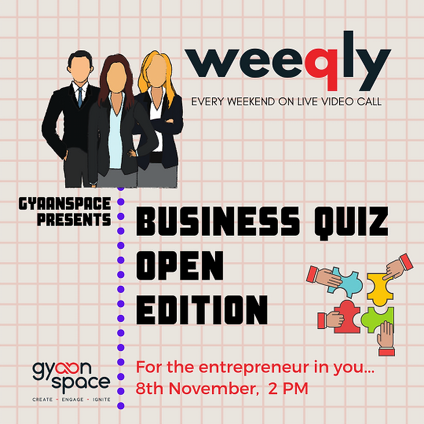 Weeqly - Business Quiz