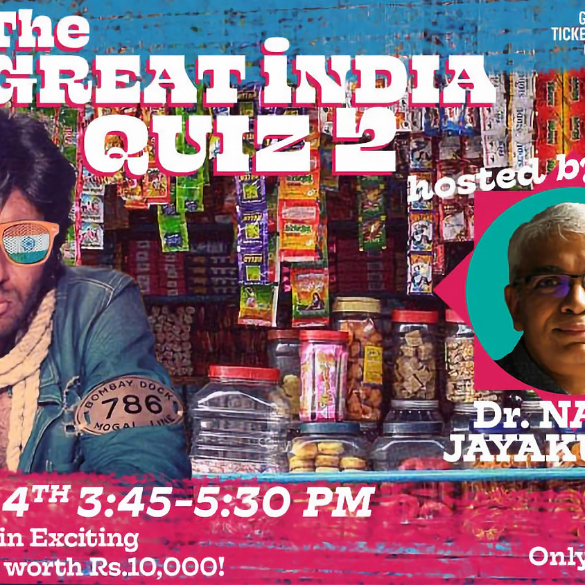 The Great India Quiz 2 | By IWTK