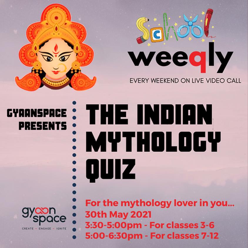 Weeqly: Indian Mythology Quiz