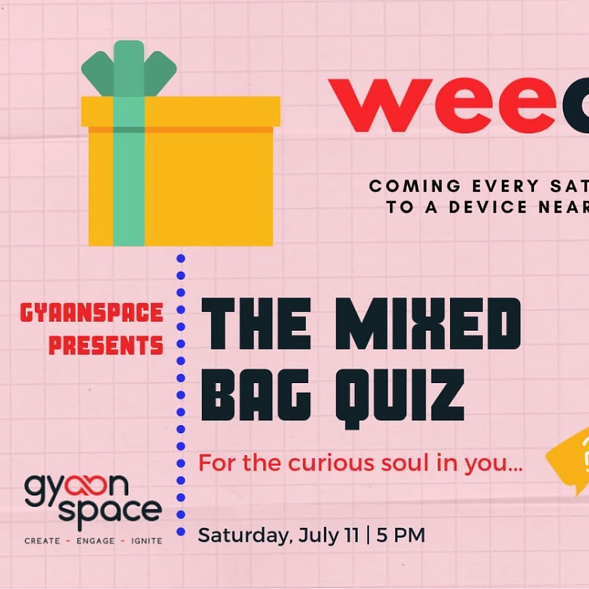 The Mixed Bag Quiz