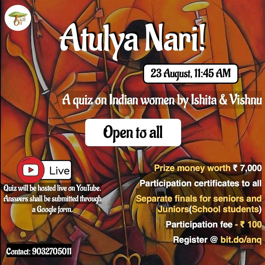 Atulya Nari | LIVE NOW
