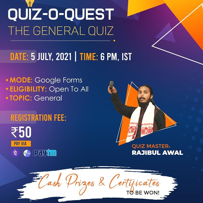 Quiz-O-Quest: The General Quiz