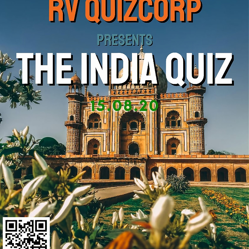 The India Quiz | By RV Quizcorp