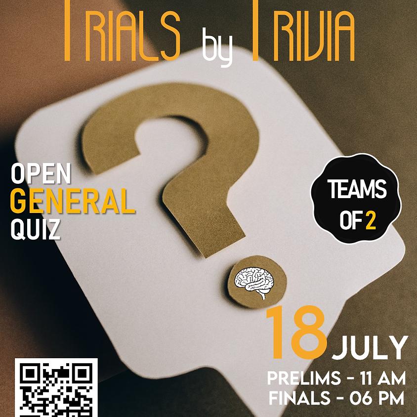 Trials by Trivia