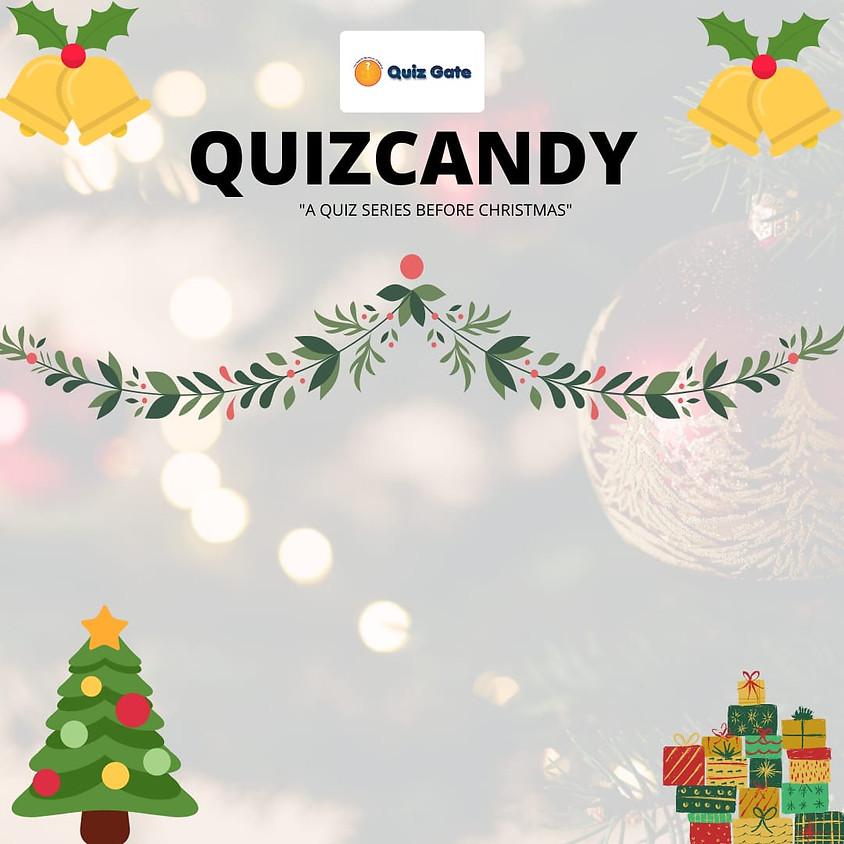 QuizCandy -  Quiz series before Christmas