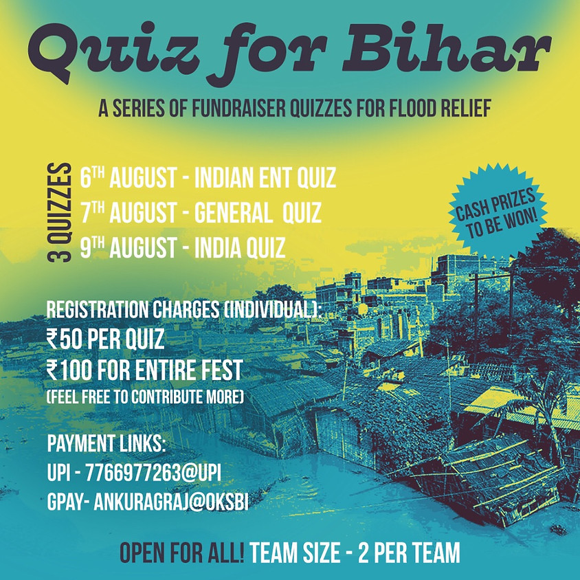 Quiz For Bihar