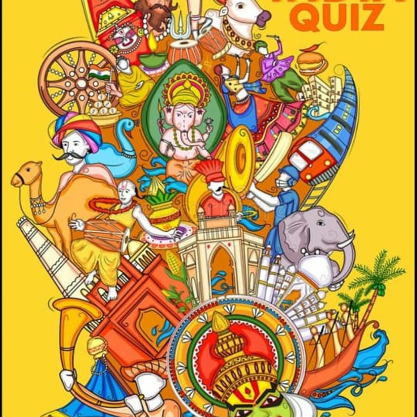 Atmanirbhar Bharat - Open India Quiz