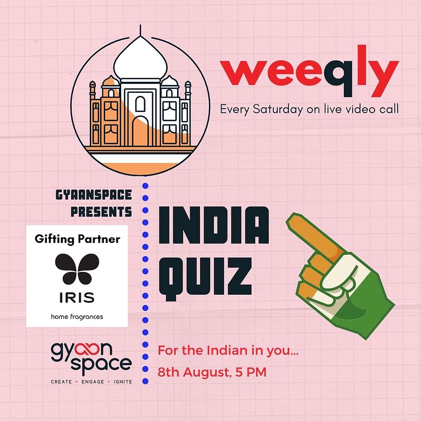 India Quiz By Gyaanspace