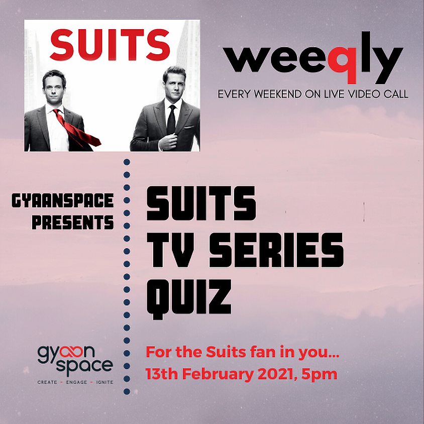 The Suits TV Series Quiz