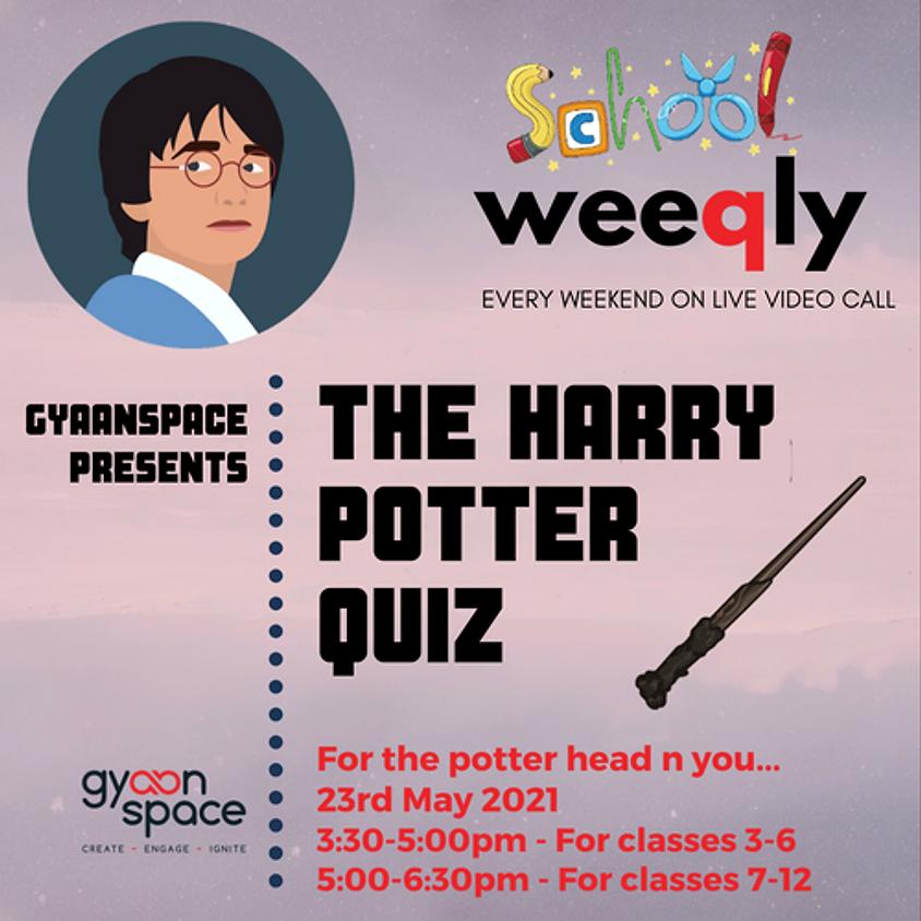 School Weeqly: Harry Potter Quiz
