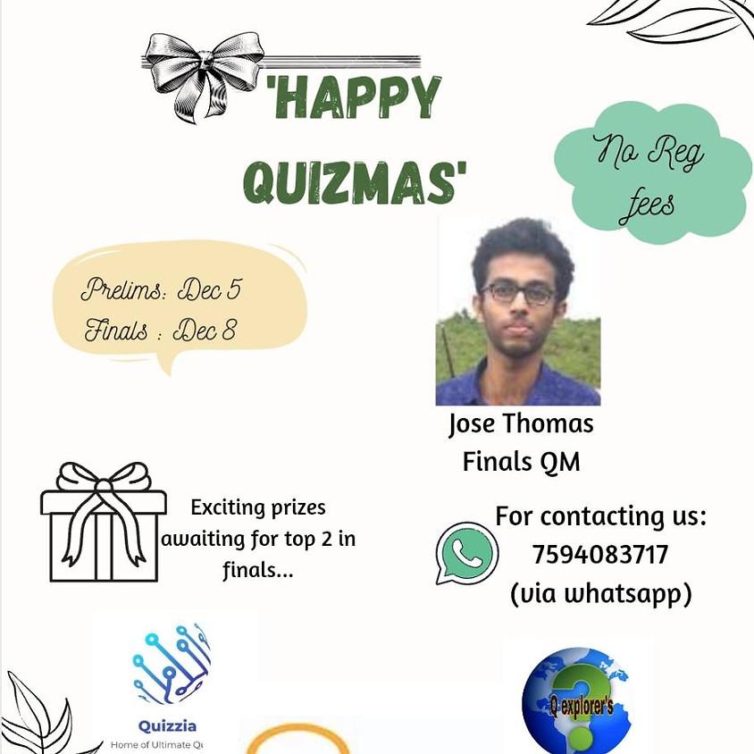 HAPPY QUIZMAS