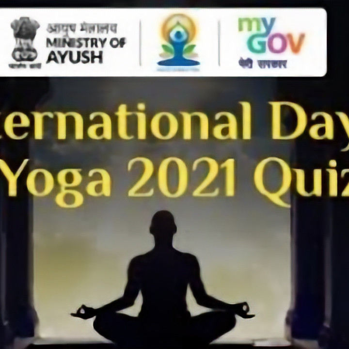 International Day of Yoga 2021 Quiz