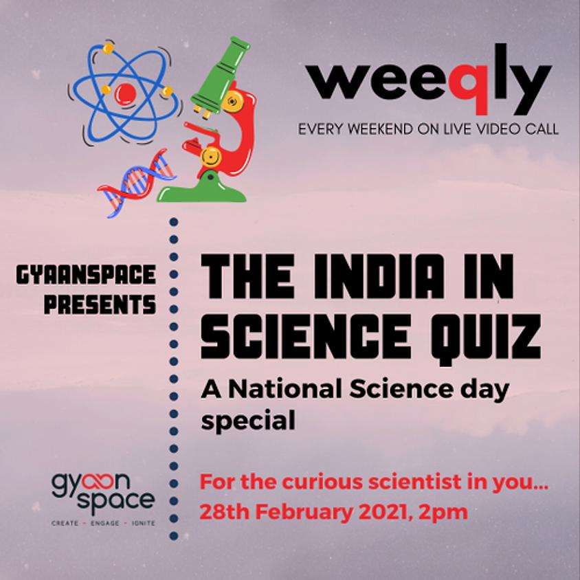 India in Science Quiz