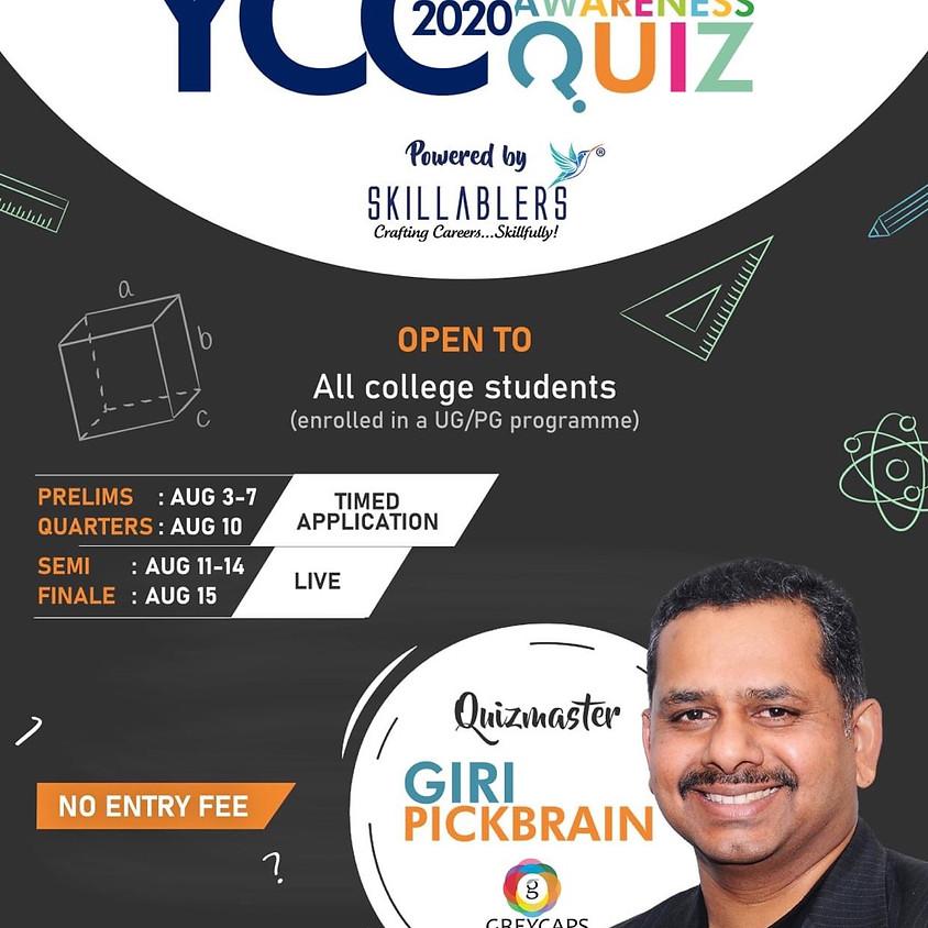 Industry Awareness Quiz by Giri Pickbrain