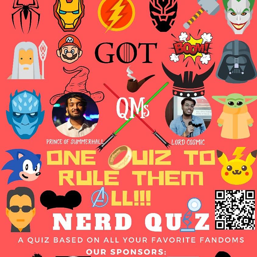 The Nerd Quiz: