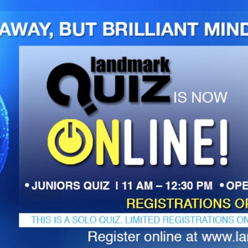 Landmark is online!