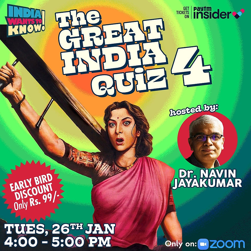 The Great India Quiz By IWTK
