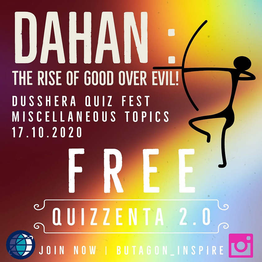 Dahan : The Rise Of Good Over Evil