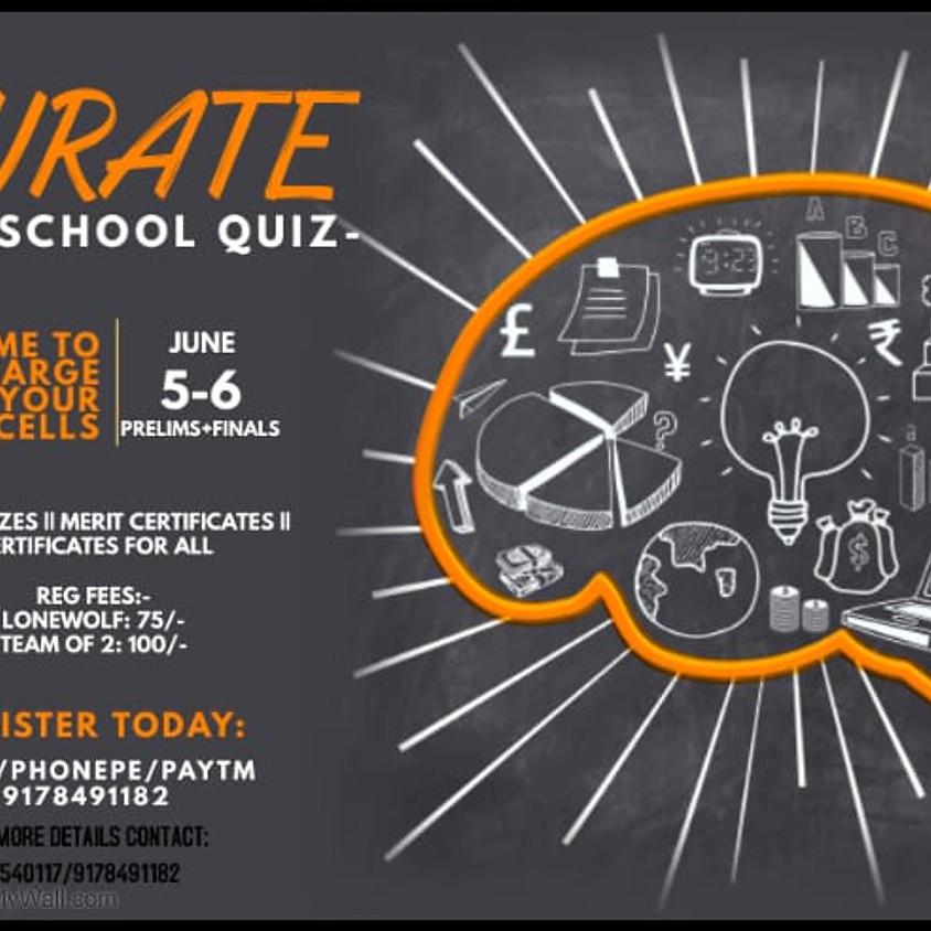 Qurate 21:The School Quiz