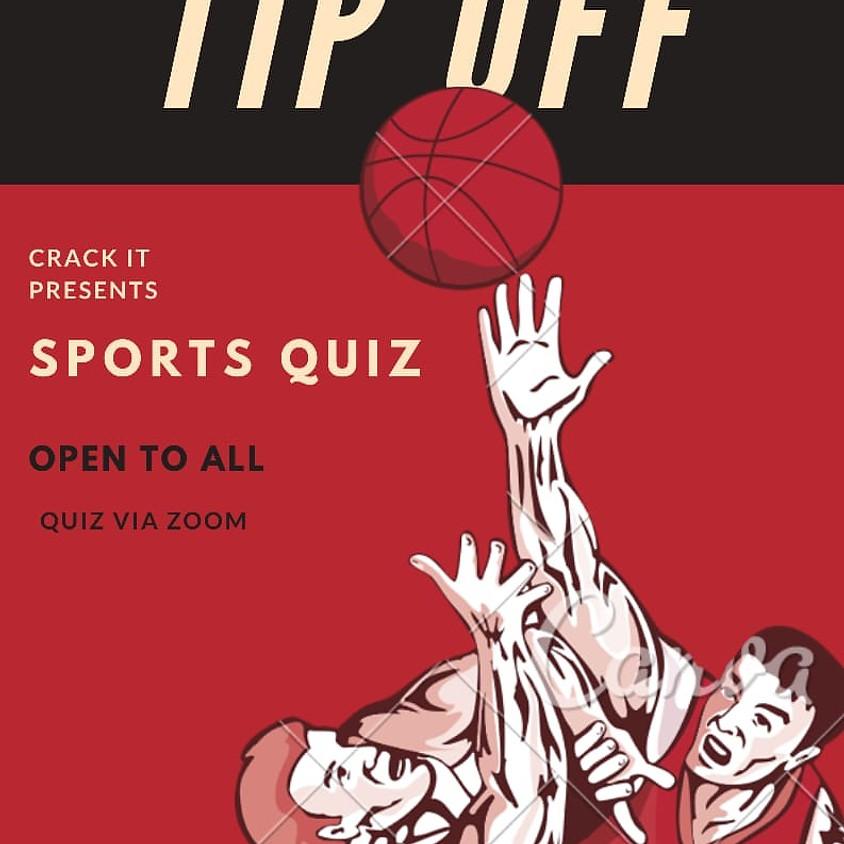 Tip off | Sports quiz