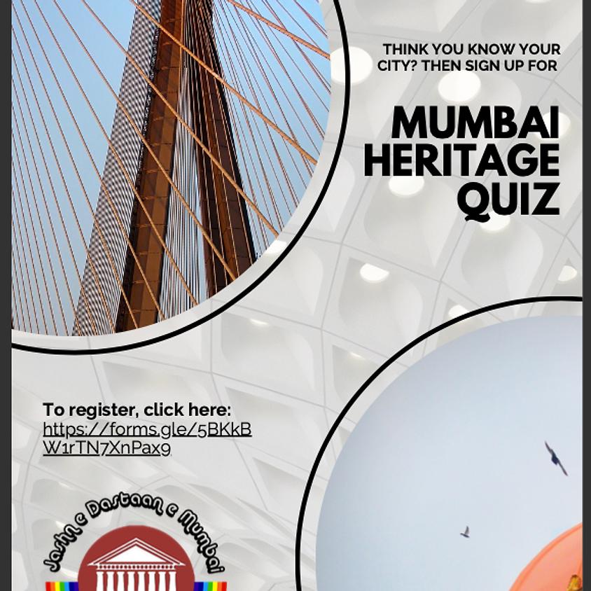 Mumbai Heritage Quiz - By The Asiatic Society of Mumbai
