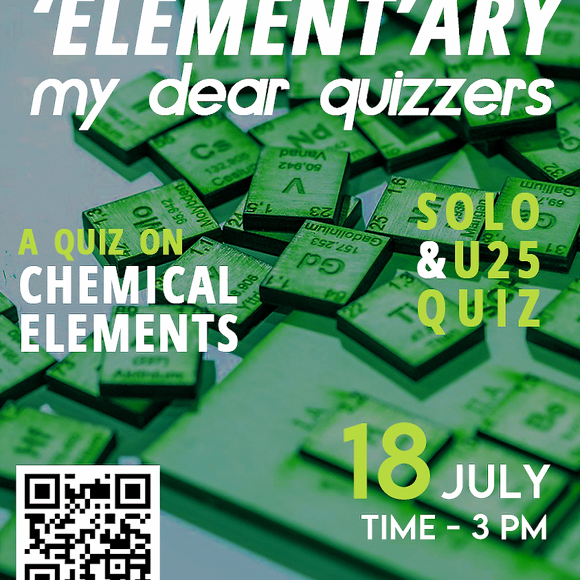 'Element'ary  my dear quizzers
